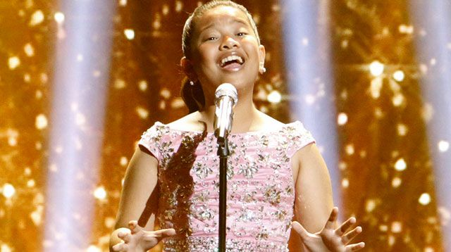 12-Year-Old Vocal Powerhouse Elha Nympha Wows Steve Harvey!
