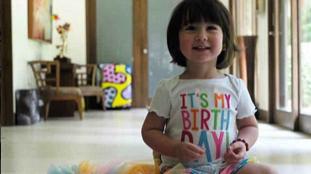The Adorable Scarlet Snow Belo Celebrates Her 2nd Birthday!