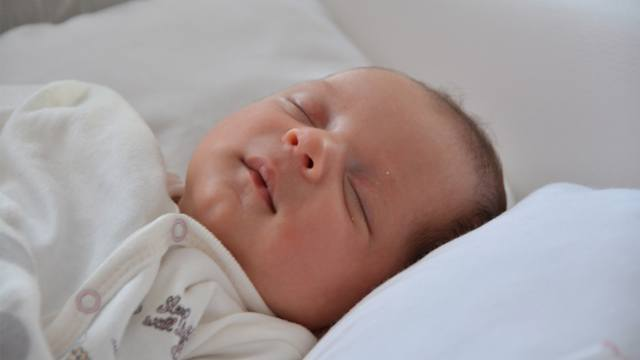 You Don't Need to Be Your Baby's Human Pillow, Says Sleep Coach
