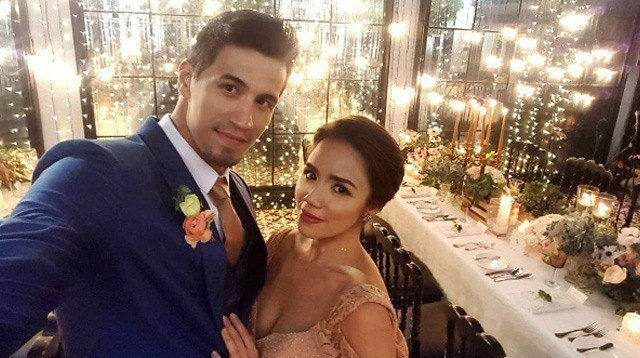 IN PHOTOS: Danica Sotto and Marc Pingris Renew Wedding Vows on 10th Anniversary