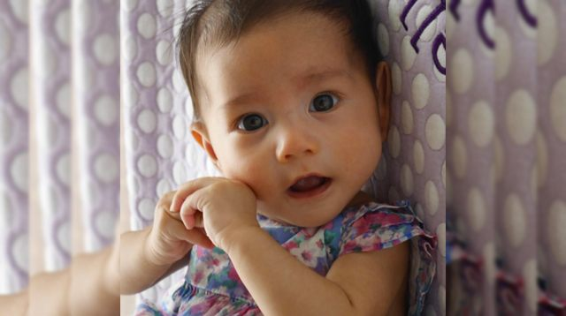 Does Baby Maria Isabella Resemble Mom Mariel or Dad Robin?