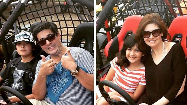See Atasha and Andres Muhlach Through the Years!