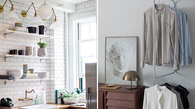 Quick Fixes To Small Space Styling Struggles