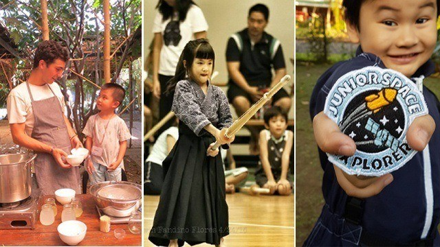 7 Summer Classes That Lets Your Kids Become a Ninja, Space Cadet and More!
