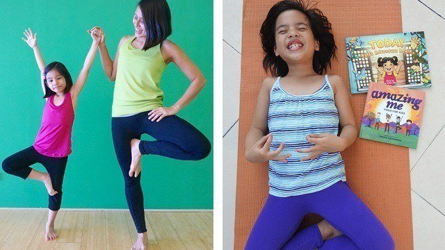 You and the Kids Need to Try This One-Day Storytelling Yoga Class