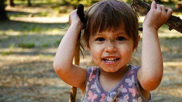 Lola Was Right! Our Toddlers Need Germs and Bacteria