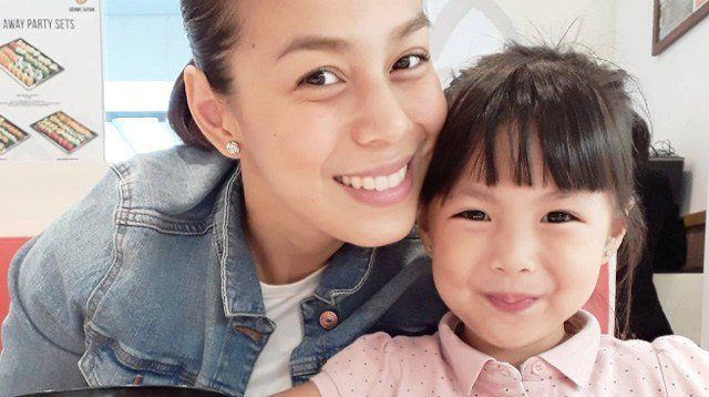 Bettina Carlos Has a Simple Technique for Her Daughter's Tantrums