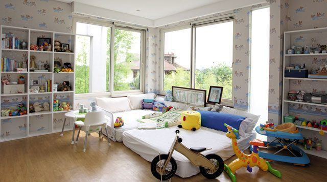 7 Celebrity Kids' Rooms We Love