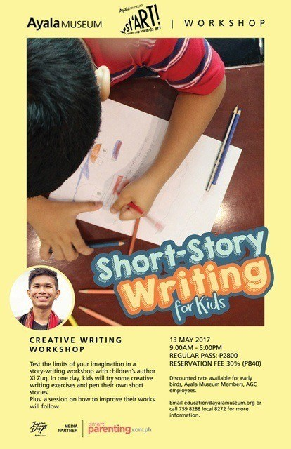 Nurture Your Child's Love For Writing Stories With This
