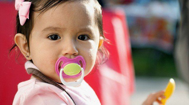 Our Experts Reveal When a Pacifier Is a Good Thing