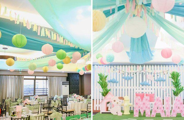 92 One Year Old Birthday Party Venue