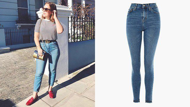 You Will Love These 5 Denim Pants If You Have Full Thighs