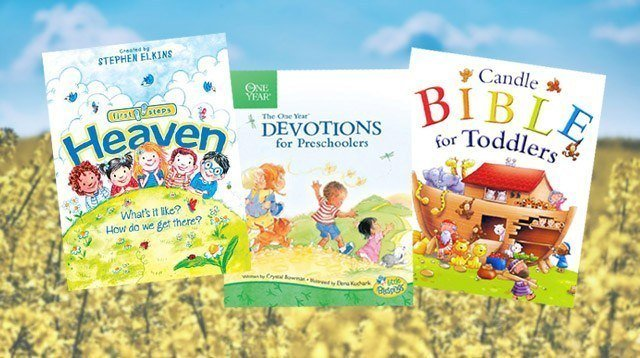 Introduce Your Little One to the Joys of Faith With These Books