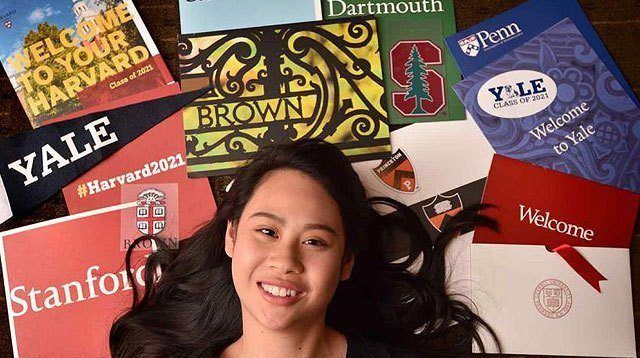 A Valuable Lesson From Mom Who Got This Teen Into 8 Ivy League Schools