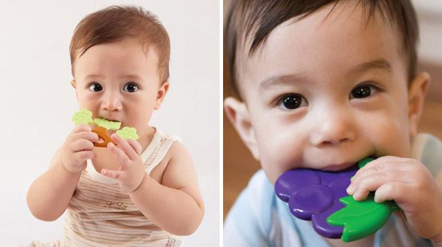 7 Super Cute and Safe Teethers for Your Little Biter