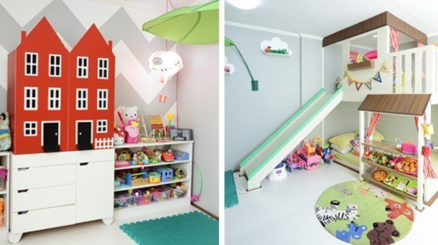 This Girl's Bedroom Is a 3-Year-Old's Wonderland!