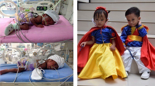 Twins Born at Just 26 Weeks: 'Sometimes Miracles Come in Pairs'