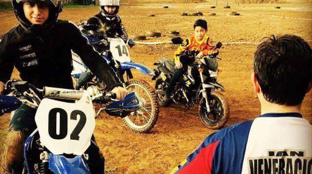LOOK: Ian Veneracion's Kids Embrace His Fearless Hobbies