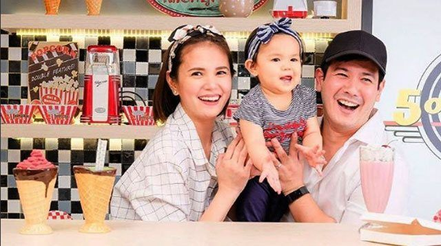 John Prats and Isabel Oli Mark Daughter Lilly Feather's First Birthday!