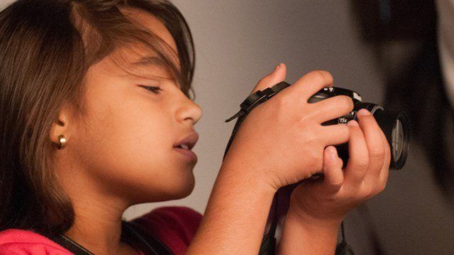 We Found a Cool Workshop for Budding Photographers Ages 6 to 11