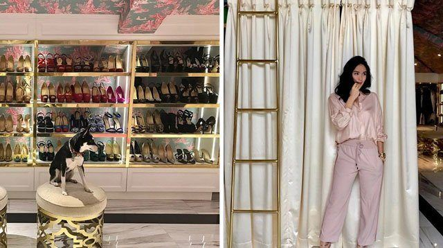 5 Dreamlike Celebrity Closets You Can Copy