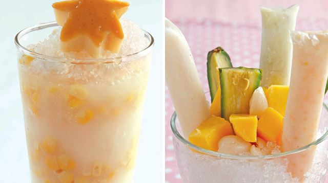Introduce Your Kids to 7 Yummy Cold Treats You Loved as a Child