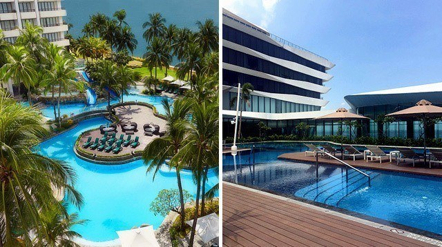 5 Beautiful Hotel Swimming Pools in Manila