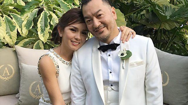 IN PHOTOS: Hot Mama Beauty Gonzalez Is Married!