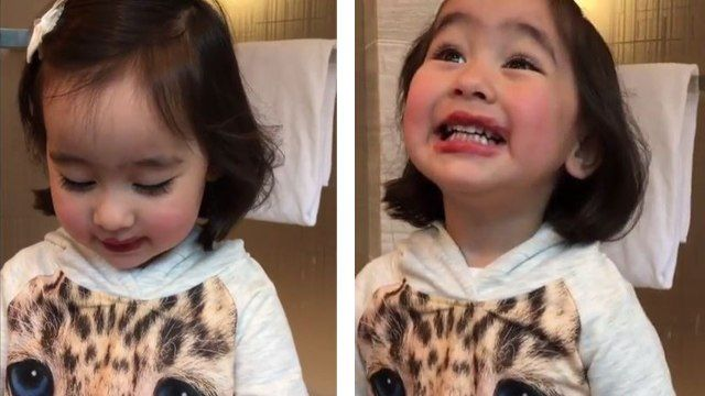 Scarlet Snow's Latest Discovery Makes Her Mom Go, 'Oh, No!'