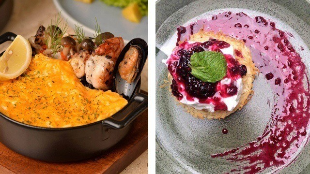 Travel Around the World in These 5 Restaurants for Mother's Day!