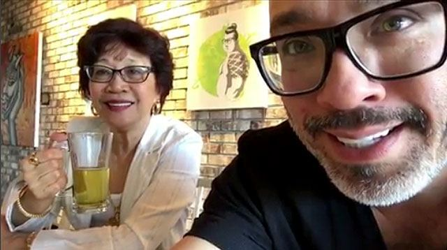 Comic Jo Koy Gets Serious About His Mom and His Filipino Heritage