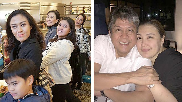 Sharon Cuneta on Her Kids: 'The Only Four People I Would Give My Life For'