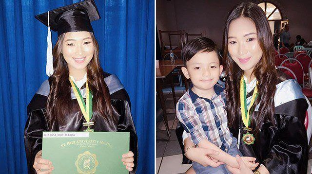 Teen Mom Defies Those Who Laughed at Her and Graduates Cum Laude