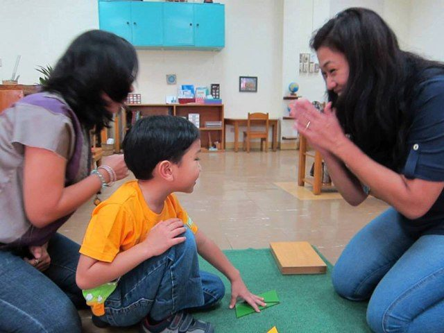 Image result for Consider a Montessori Preschool for Your Autistic Child