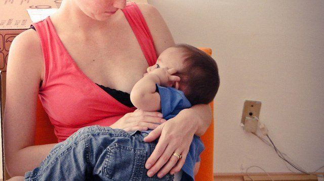 Mom Feels 'Useless' as Her Breastfeeding Journey Comes to a Close
