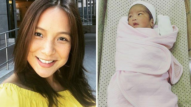 LOOK: Pia Guanio's New Baby, Soleil Brooklyn, Has Arrived!