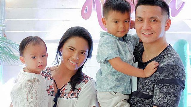LJ Moreno and Jimmy Alapag Are Expecting Baby #3!
