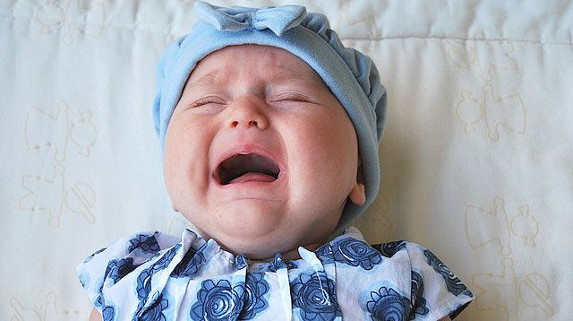 Tell What Your Baby Needs From the Crying Sound He Makes!