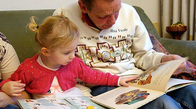 Boost Your Child's Literacy Skills by Reading to Him This Way