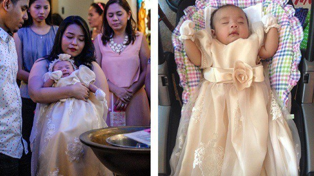 f99d848ba Jo's first client is baby Lauren Janita Jorge. IMAGE courtesy of Jo Rubio  Designs It was one of his Cebu-based brides, Carie Anne Banate-Jorge, ...