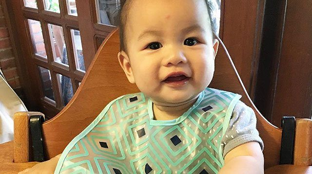 Paula Peralejo's Son Pablo Makes Baby-Led Weaning Look So Fun!