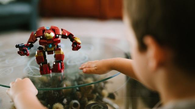 Toys Are Great. But What Your Child Deserves Money Can't Buy