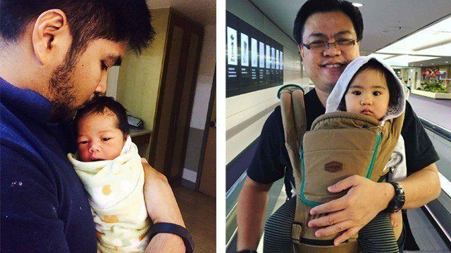 Meet Super Dads: Poop Handler, Mr. Burp-In-Charge, and More!