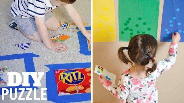 These Play Activities for Toddlers Require Only 5 Minutes of Prep!
