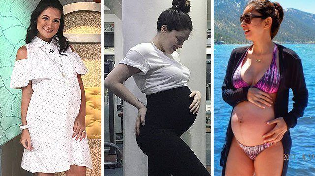 Celebrity Bump Watch! 13 Pregnant Celebrities We Have Our Eye On