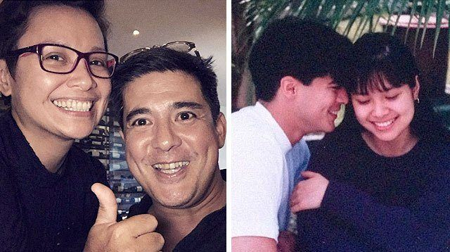Aga Muhlach and Lea Salonga Show Exes Can Be Very Good Friends