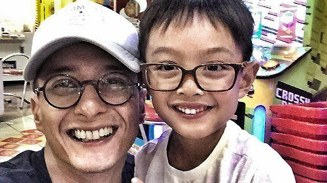 We Love the Way Ryan Agoncillo Uses Instagram to Parent Lucho