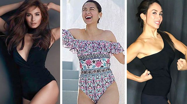 14 Celebrity Moms Voted Sexiest in FHM Poll (One Is in the Top 10!)