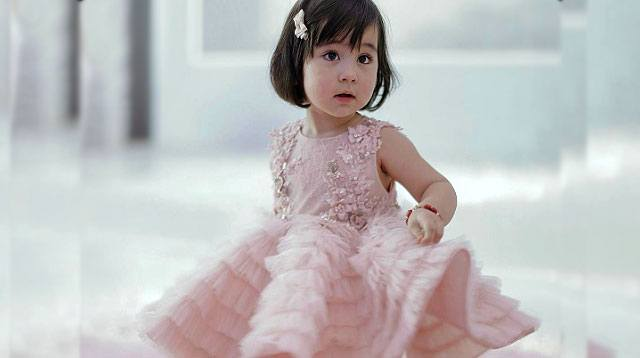 Guess Who's Joining Scarlet Snow as Flower Girl in Parents' Wedding