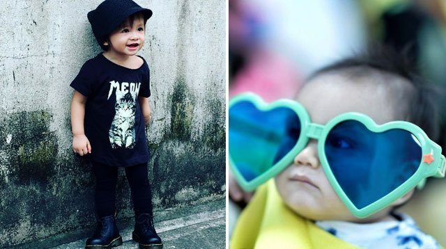 5 Adorable Moments of Celeb Tots That Made Us Smile This Week